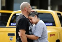 Worst mass shooting in US history with 50 dead, over 53 injured