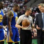 Adam Silver and Steve Kerr weight in on Draymond Green