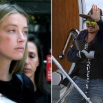 amber heard bruised for johnny depp