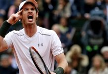 andy murray beats gasquet moves to semi finals 2016 french open tennis images
