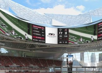atlanta falcons new stadium proof of nfl obsession 2016 images