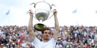 atp tennis recap andy murray and florian mayer win titles 2016 images