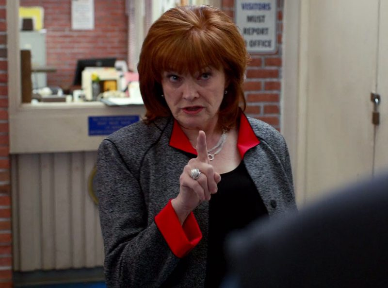 blair brown judy king on orange is the new black 2016