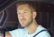 calvin harris happy free man after taylor swift split 2016 gossip