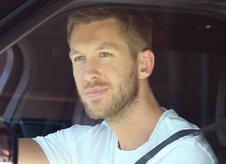 calvin harris happy free man after taylor swift split 2016 gossip