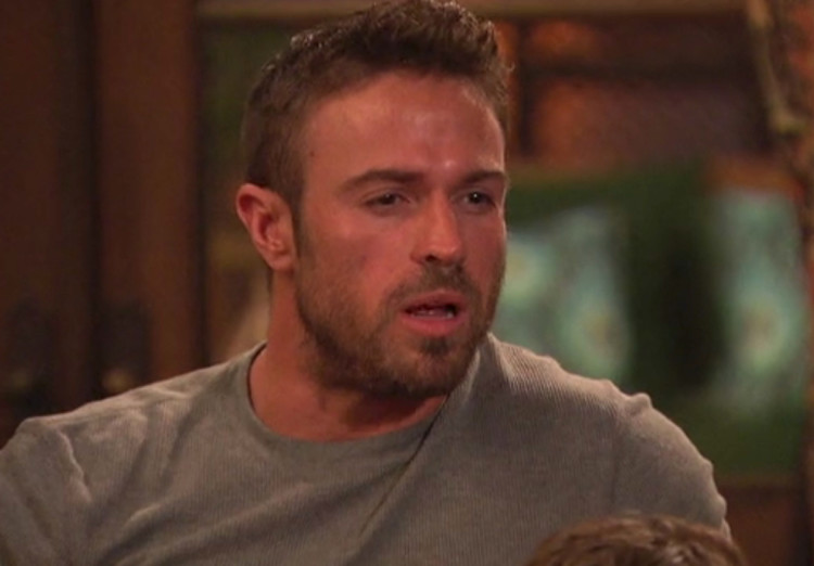 'The Bachelorette' 1203 Time bomb Chad's fuse gets shorter