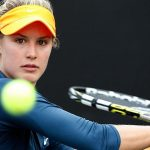 Eugenie Bouchard just not finding it on WTA tour