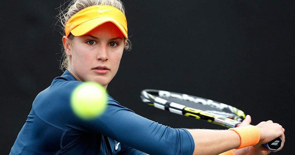 eugenie bouchard just not finding it on wta tour 2016 images