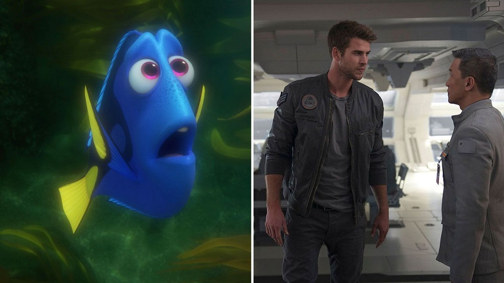 'Finding Dory' washes over 'Indepence Day: Resurgence' for top box office spot 2016 images