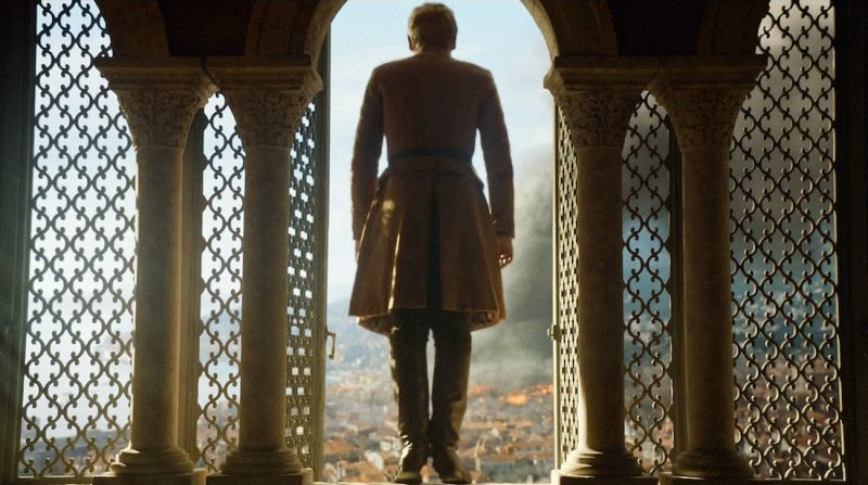 'Game of Thrones' 610 Winds of Winter aka Cersei Lannister blows up GOT 2016 images