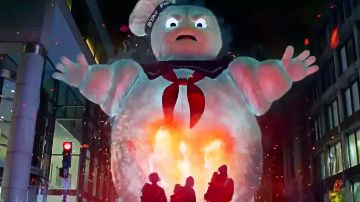 ghostbusters puffy man