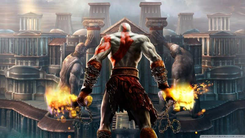 god of war 4 e3 expo