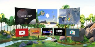 google's daydream 2016 tech images