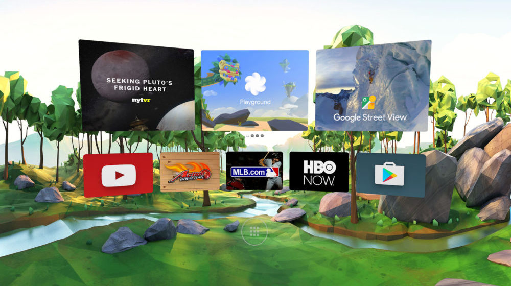 Google's Daydream becomes virtual reality 2016 tech images