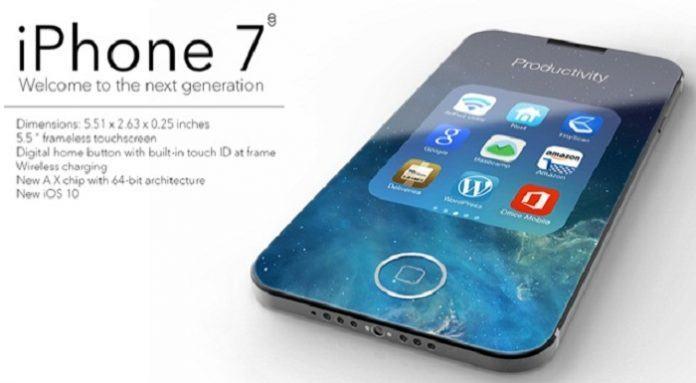 iphone 7 specs 2016 tech images