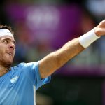 juan martin del potro could make atp stuttgart final 2016 images