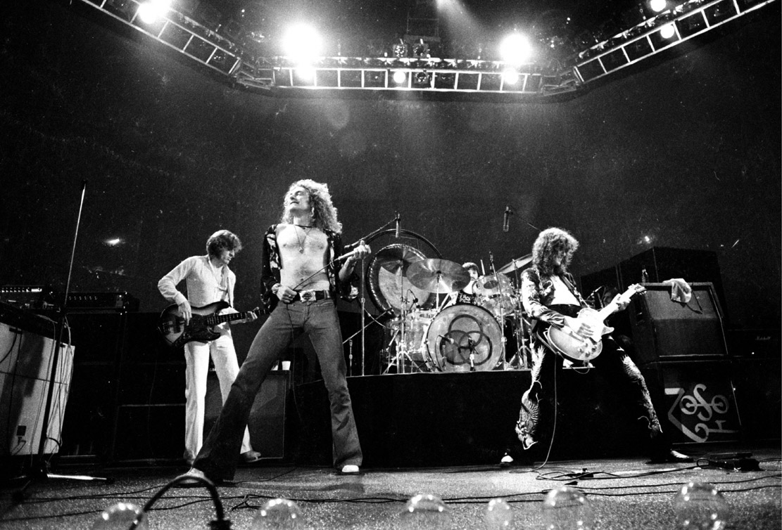 Jury Stands Behind Led Zeppelin In Stairway To Heaven Copyright