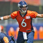 mark sanchez denver broncos starting offense