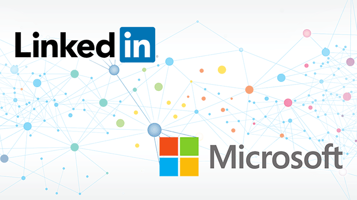 Microsoft's Real Social Network: LinkedIn 2016 images