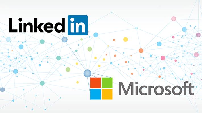 Microsoft's Real Social Network: LinkedIn 2016 images