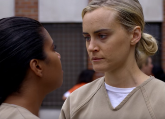 orange is the new black 402 power suit aka piper fearful bully 2016 images