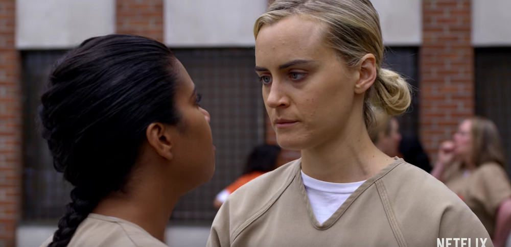 orange is the new black 402 power suit aka piper's fearful bully 2016 images