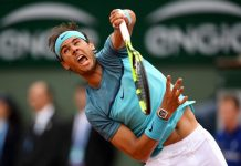 rafael nadals wrist knocks him out of wimbledon 2016 images