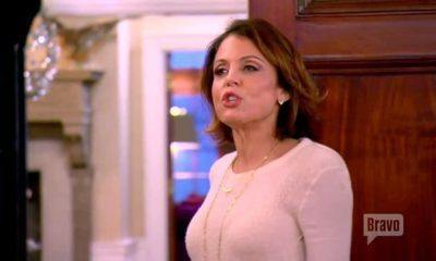 real housewives of new york city 810 bethenny frankel's unhappy demented holidays 2016 images