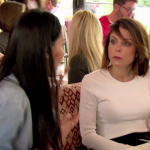 rhonyc bethenny frankel listening for once invitation interrupted