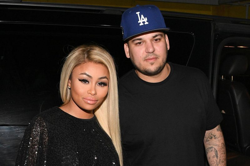rob kardashian engaged to blac chyna 206