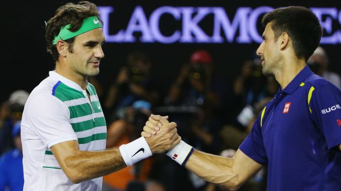 roger federer and novak djokovic move on at wimbledon 2016