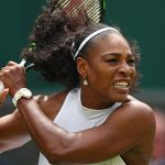 Serena Williams beats off a tough one at Wimbledon Day 2 despite rain