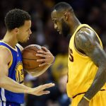 Stephen Curry done talking about LeBron James face of the NBA
