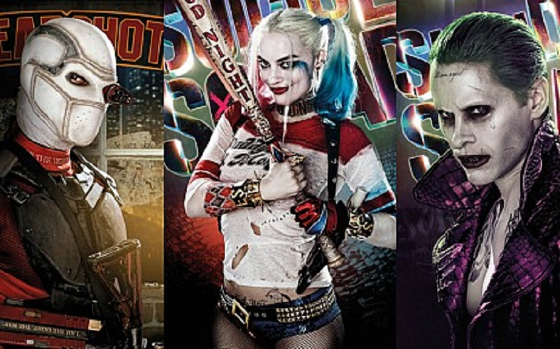 suicide squad characters 2016