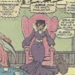 superhero villain strip