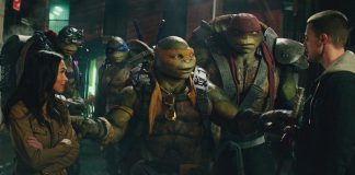 teenage mutant ninja turtles out of the shadows tops box office but underwhelms 2016 images