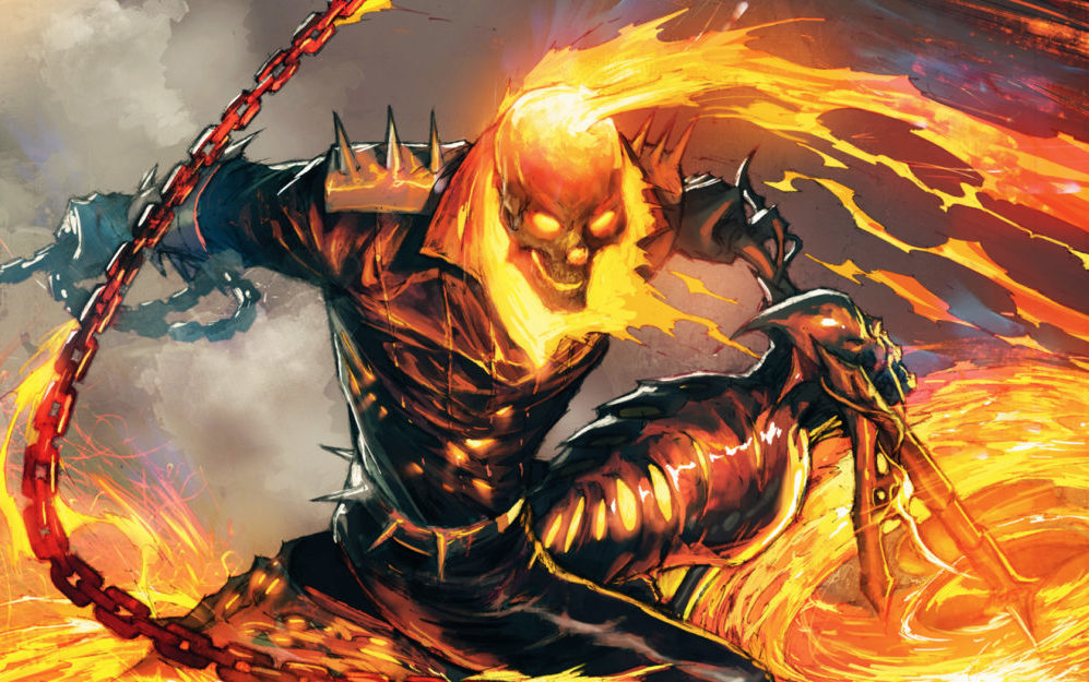 the convoluted world of ghost rider: which one will netflix get 2016 images