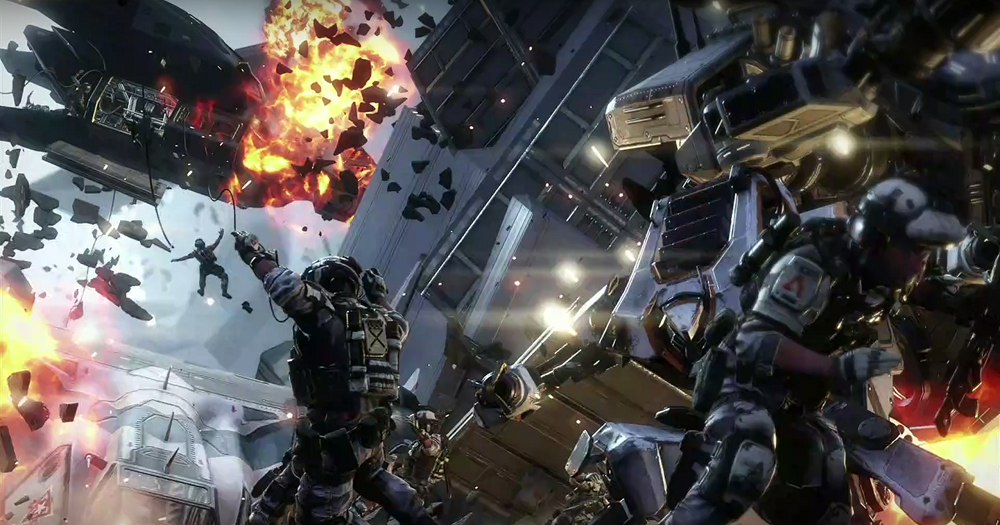 titanfall 2 release date in october 2016 images