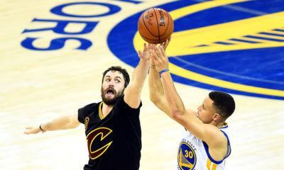 Stephen Curry haunted by Kevin Love's Cavaliers win 2016 images
