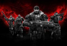 what i'm playing now gears of war ultimate edition and rare replay 2016 images
