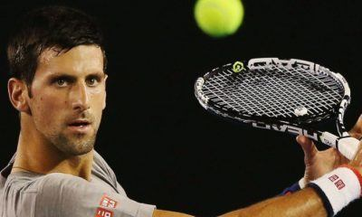 wimbledon 2016 novak djokovic and roger federer move ahead on day 1 images