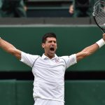 wimbledon rain delays don't stop novak djokovic and roger federer from advancing 2016 images