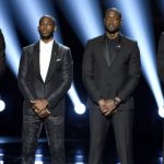 2016 espy awards brings somber moment from lebron james images