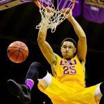 2016 NBA Draft first round includes Ben Simmons and J.C. Penney
