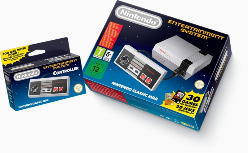 Nintendo's price for nostalgia 2016 images