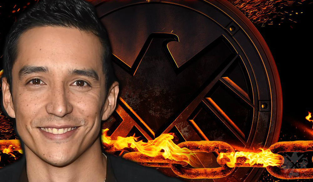 'Ghost Rider' Rides with 'Agents of SHIELD' and Gabriel Luna 2016 images