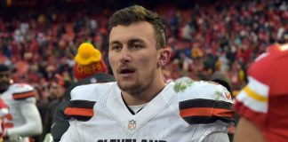 Johnny Manziel loses guaranteed money as downfall continues 2016 images