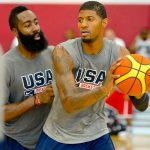 Kyle Irving, Paul George finish up USA team for 2016 Rio Olympics