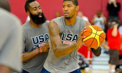 Kyle Irving, Paul George finish up USA team for 2016 Rio Olympics 2016 images