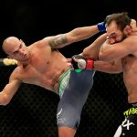 Robbie Lawler KO'd, but worth the price of PPVs 2016 mma images